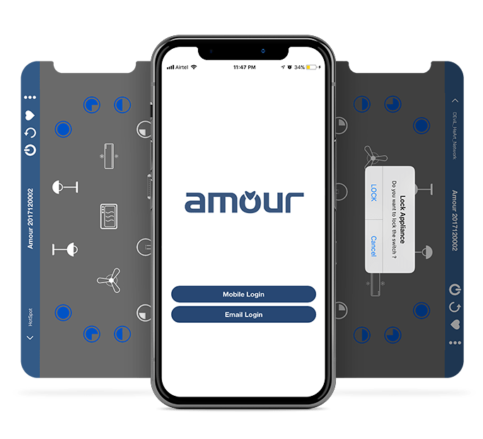 EBTL | Amour Automation - Homes, Offices & Hotels
